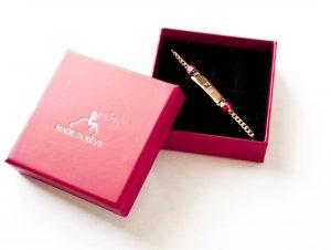 Bracelet prénom personnalisé